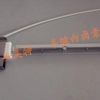 安美特厂家生产加电热管¤碳纤维半镀白加热管¤反射型电热管