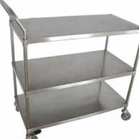 非标不锈钢工位推车/供应不锈钢多层推车/不锈钢制品