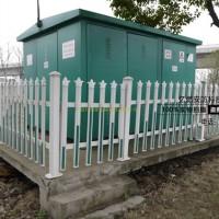 供应变压器围栏,塑钢围栏,铁艺围栏厂家直销