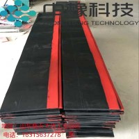 防溢裙板 导料槽防溢裙板 Y型双密封防溢裙板