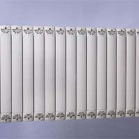 生活不呆板很有情调的铜铝85×90散热器