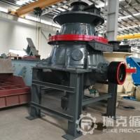 二手洛阳大华GPY1100/120高能液压圆锥破碎机出售