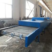 厂家定制工业金属烘干机小型网带干燥设备连续式