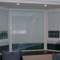 什么是电动中空百叶窗?