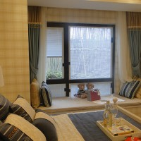 节能环保的低碳门窗——内置中空百叶窗