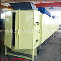 厂家销售隧道型煤烘干机热风煤球烘干设备定制加工