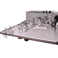 保定市科胜380型加宽墨轮打码机丨铝箔钢印打码机|河北打码机