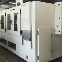 80度组装烘箱,触摸屏老化箱,可编程PLC大型拼装烘箱