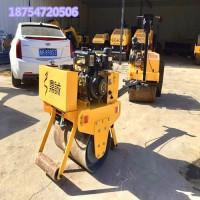 广西南宁单轮振动压路机 小型手扶压路机厂家