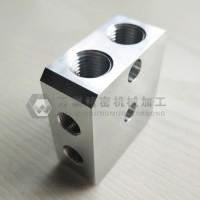 连云港军工零件配件加工铝件来图定制