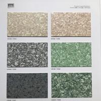 来宾同质透心地胶2.0mm厚PVC地板厂家超强结构PVC卷材