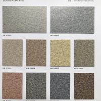 贵港批发塑胶地板T级耐磨同质透心PVC地板胶医院实验室