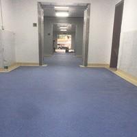 广西pvc胶地板工厂商业地板耐酸碱同质透心PVC地板医院耐磨