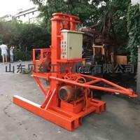 热销地源热泵水井钻机 大口径钻井打桩机多少钱 履带式钻井机