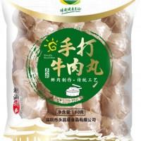 潮汕手打牛肉丸180g_牛肉丸批发厂家-永昌顺食品