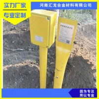 汇龙天然气管道排流施工厂家 高压线铁路管线交流干扰排流施工