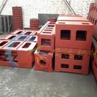 工厂价直销35吨大型机床铸件 机床铸件 树脂砂铸件