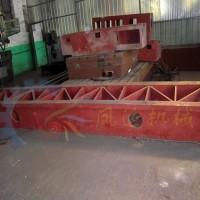 厂家订做山东机床横梁铸件 横梁铸件 机床横梁