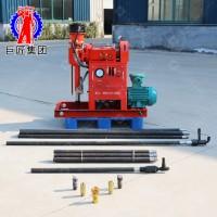 巨匠供应5.5kw小型注浆钻机大功率楼体加固钻机使用简单