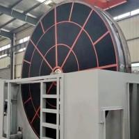 沸石转轮吸附浓缩技术