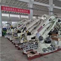 码垛机器人在食品生产线的应用