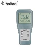 RTM1103高分辨率热电偶温度计接触式3通道高温检测仪